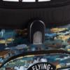 Ars Una Flying Sharks kompakt easy mágneszáras iskolatáska
