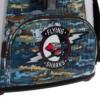 Kép 9/12 - Ars Una Flying Sharks kompakt easy mágneszáras iskolatáska