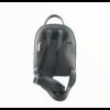 Kép 2/2 - David Jones női divat hátizsák, fekete-szürke