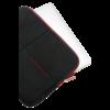 """Kép 2/3 - Samsonite AIRGLOW SLEEVES laptop tok 15,6"""", fekete-piros"""