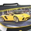 Kép 8/12 - Ars Una Lamborghini kompakt easy mágneszáras iskolatáska