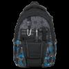Bagmaster tinédzser háizsák BAG, kék-szürke-fekete