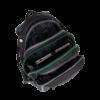 Bagmaster tinédzser háizsák BAG, zöld-szürke-fekete