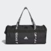 Kép 1/4 - Adidas sporttáska 4A THLTS DUF S, fekete-fehér