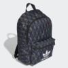 Kép 1/6 - Adidas hátizsák, MONOGRAM BP, fekete alapon mintás
