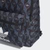 Kép 4/6 - Adidas hátizsák, MONOGRAM BP, fekete alapon mintás
