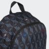 Kép 5/6 - Adidas hátizsák, MONOGRAM BP, fekete alapon mintás