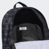Kép 6/6 - Adidas hátizsák, MONOGRAM BP, fekete alapon mintás