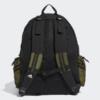 Kép 3/7 - Adidas hátizsák, UXPLR BP, fekete-khaki zöld