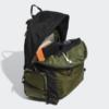 Kép 2/7 - Adidas hátizsák, UXPLR BP, fekete-khaki zöld