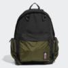 Kép 1/7 - Adidas hátizsák, UXPLR BP, fekete-khaki zöld
