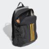 Kép 4/6 - Adidas hátizsák, POWER V, graphit szürke-narancs