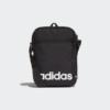 Kép 1/6 - Adidas LINEAR ORG kis oldaltáska, fekete