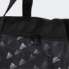 Kép 5/7 - Adidas sporttáska GRAPHIC DUF LIN, fekete