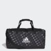 Kép 1/7 - Adidas sporttáska GRAPHIC DUF LIN, fekete