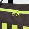 Kép 5/7 - Adidas sporttáska 3S DUFFLE S, sötétszürke-UV sárga
