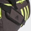 Kép 4/6 - Adidas sporttáska 3S DUFFFLE M, sötétszürke-UV sárga