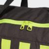 Kép 5/6 - Adidas sporttáska 3S DUFFFLE M, sötétszürke-UV sárga