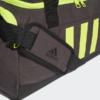 Kép 6/7 - Adidas sporttáska 3S DUFFLE S, sötétszürke-UV sárga