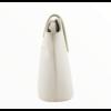 Kép 3/4 - Ága Hengl Hanga női bőr alkalmi táska, krém fehér