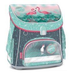 Ars Una Pink flamingo kompakt easy mágneszáras iskolatáska 62473aafee