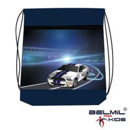 Belmil tornazsák hálós és zsebes, Night Race 2