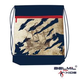Belmil tornazsák hálós és zsebes, Pirates
