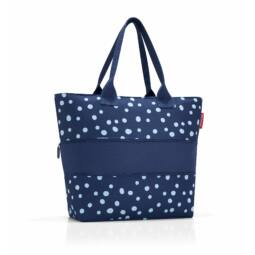 Reisenthel Shopper e1, spots navy