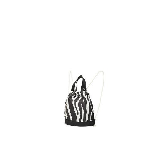 Converse BUCKET BAG tornazsák / kis táska, zebra mintás