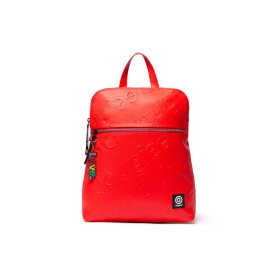 Desigual női divat hátizsák, Back New Colorama Nanaimo, piros