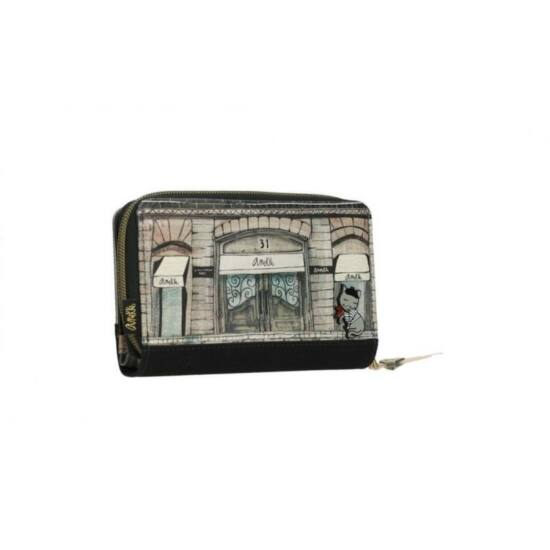 Anekke Mademoiselle, Le boutique, Pénztárca, cipzáros, patentos