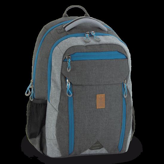Ars Una ergonomikus hátizsák, AU-24 kék-szürke