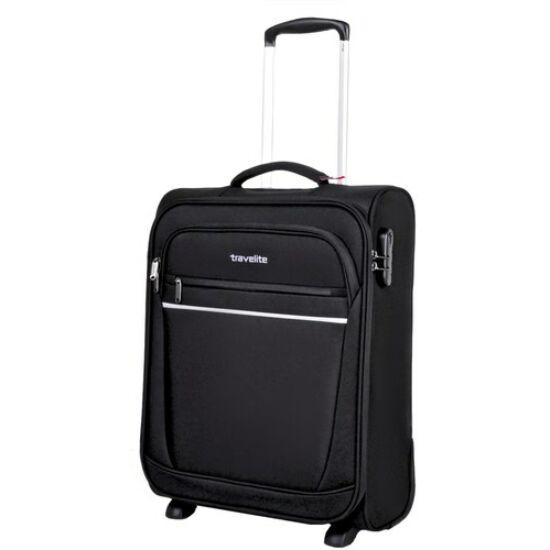 Travelite Cabin S bőrönd, fekete