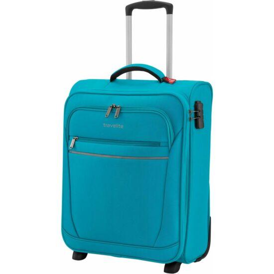 Travelite Cabin S bőrönd, türkisz