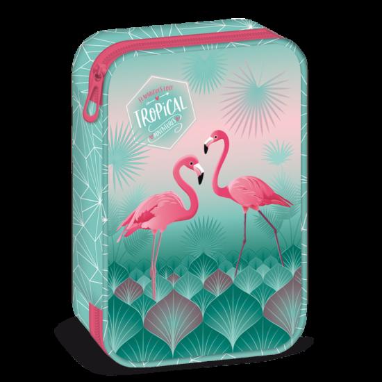 Ars Una Pink flamingo tolltartó többszintes