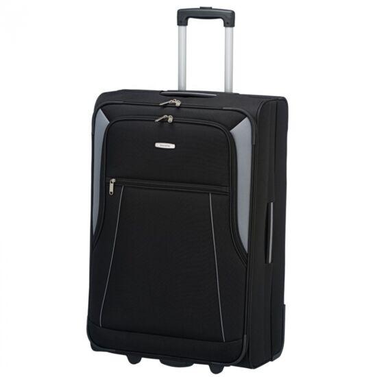 Travelite Portofino M bőrönd, fekete