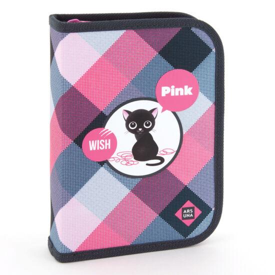 Ars Una Think Pink tolltartó kihajtható