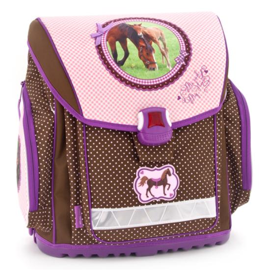 Ars Una Me and My Horse kompakt easy iskolatáska