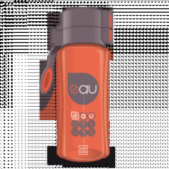 Ars Una kulacs 450 ml narancs