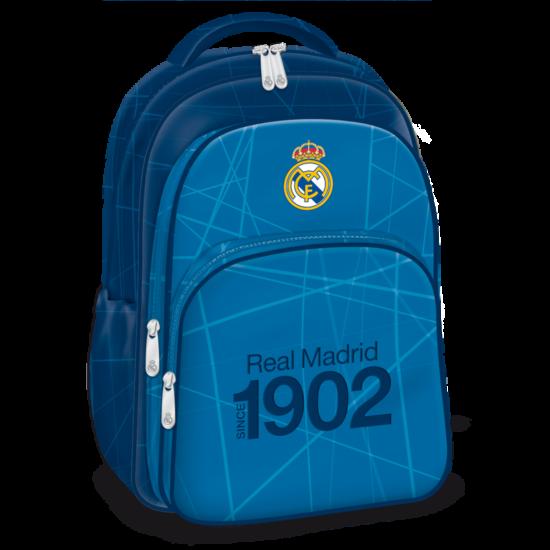 Ars Una Real Madrid 3 rekeszes tinédzser hátizsák