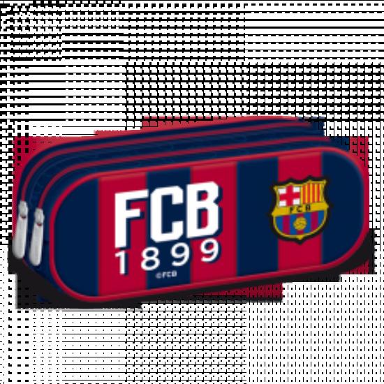 Ars Una FCBarcelona tolltartó dupla cipzáras