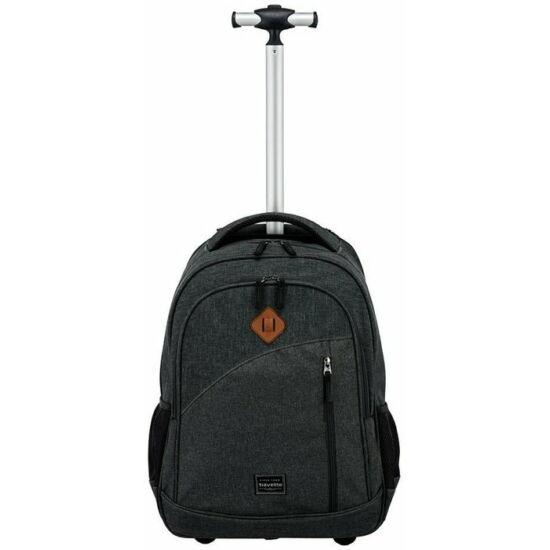 Travelite Basics Trolley hátizsák, szürke