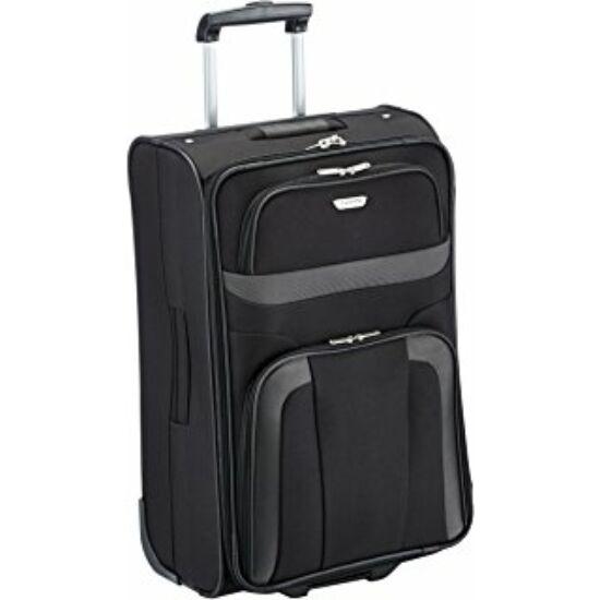 Travelite Orlando S kabin bőrönd, fekete