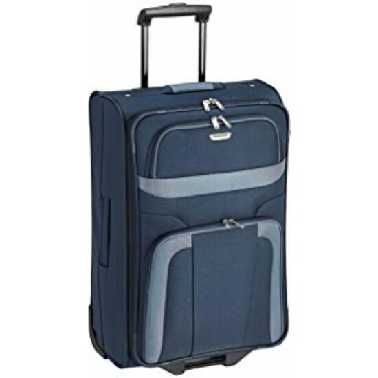 Travelite Orlando S kabin bőrönd, kék