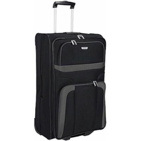 Travelite Orlando M bőrönd, fekete