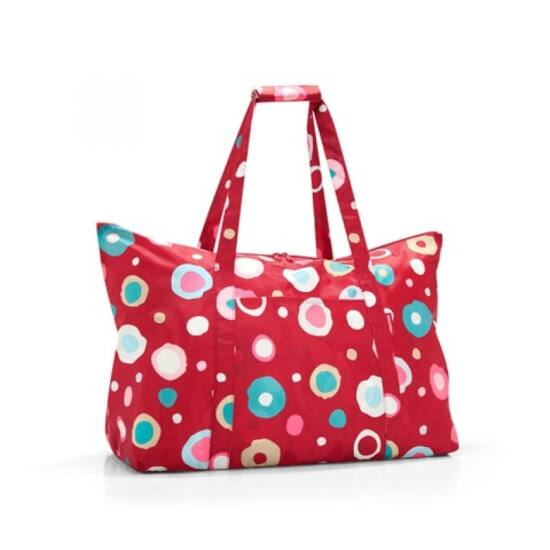 Reisenthel mini maxi travelbag funky dots2