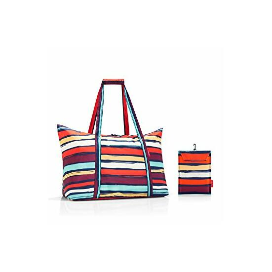 Reisenthel mini maxi travelbag artist stripes