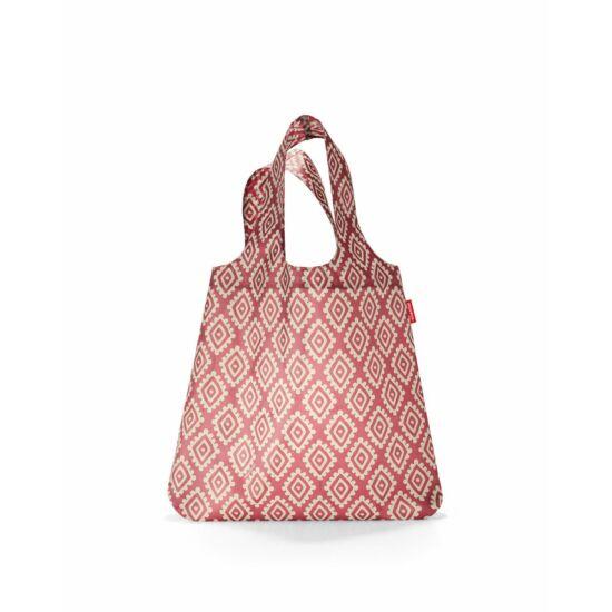 Reisenthel mini maxi shopper, diamonds rouge