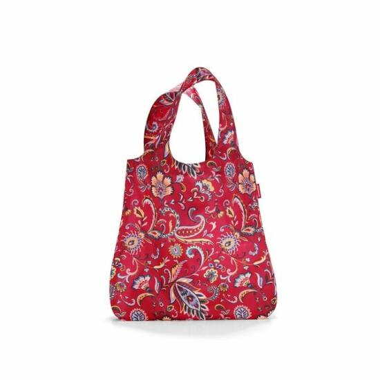 Reisenthel mini maxi shopper, paisley ruby