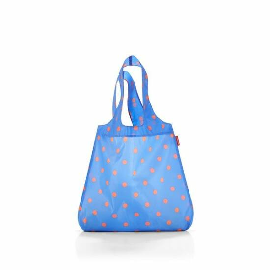 Reisenthel mini maxi shopper, azure dots